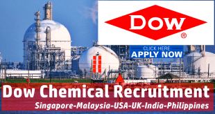 Dow Chemical Company Job Openings