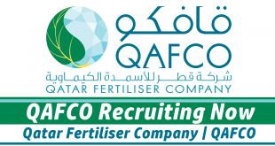 qafco qatar jobs