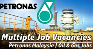 Petronas Jobs