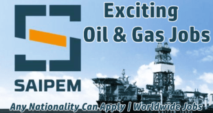 Saipem Oil and Gas | Engineering Jobs | All Location