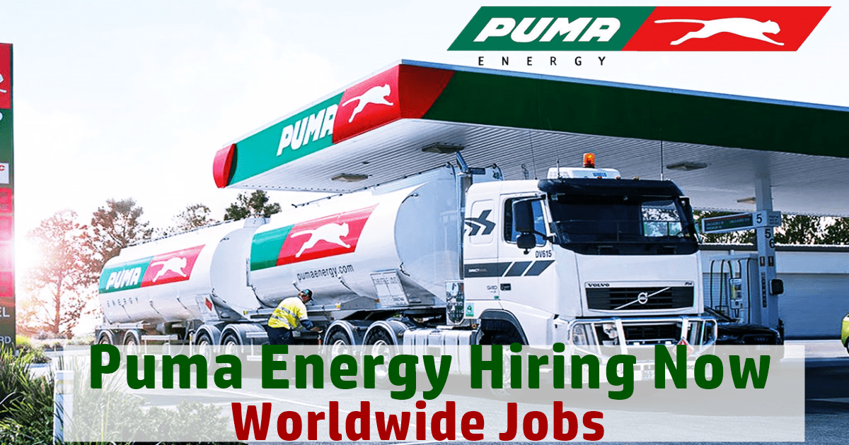 puma energy careers