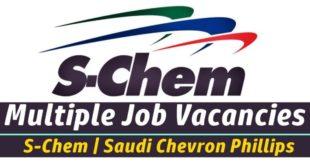 Saudi Chevron Phillips Company Jobs
