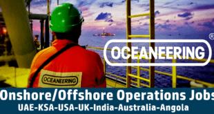 Oceaneering Jobs