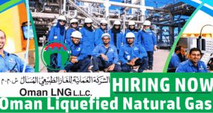 Oman LNG Jobs