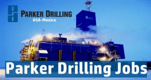 parker drilling jobs