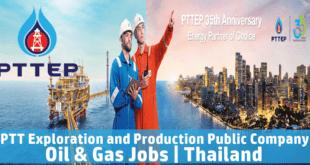 PTTEP Jobs
