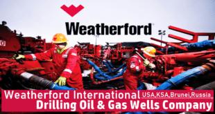 Weatherford Job Vacancy