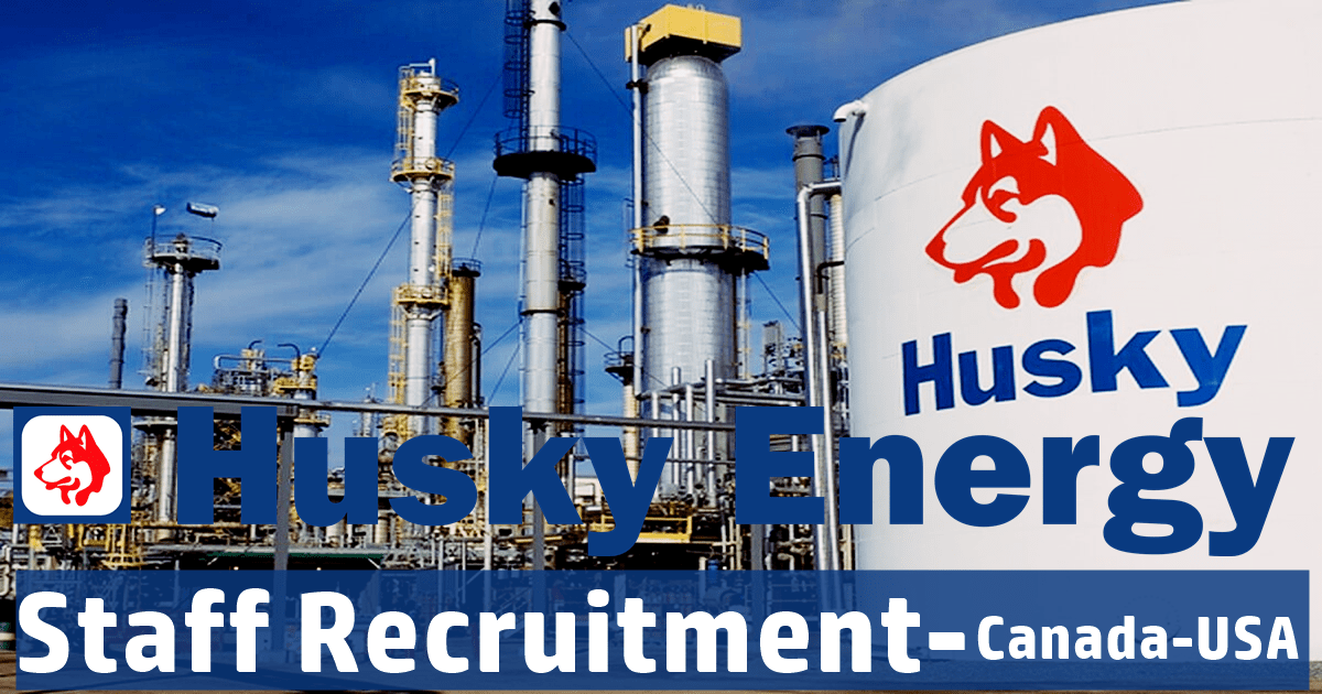husky energy jobs