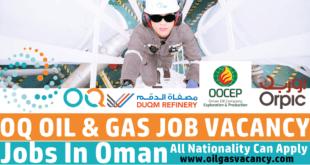 OQ Company Jobs