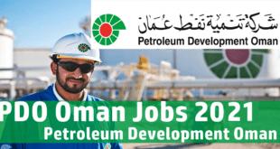 petroleum development oman jobs