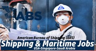 american bureau of shipping jobs