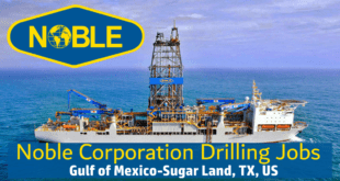 noble corporation drilling jobs
