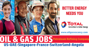 Total Oil Company Jobs