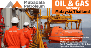 mubadala petroleum jobs