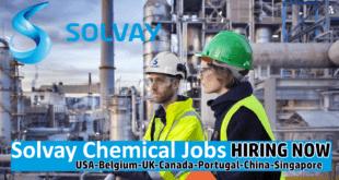 Solvay Jobs