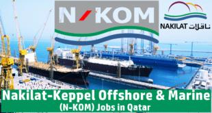 Nakilat Job Openings