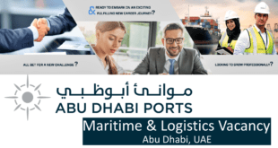 Abu Dhabi Ports Job Vacancy