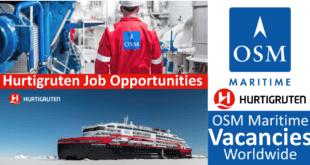 OSM Maritime Group Jobs