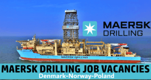 Maersk Drilling Job Vacancies