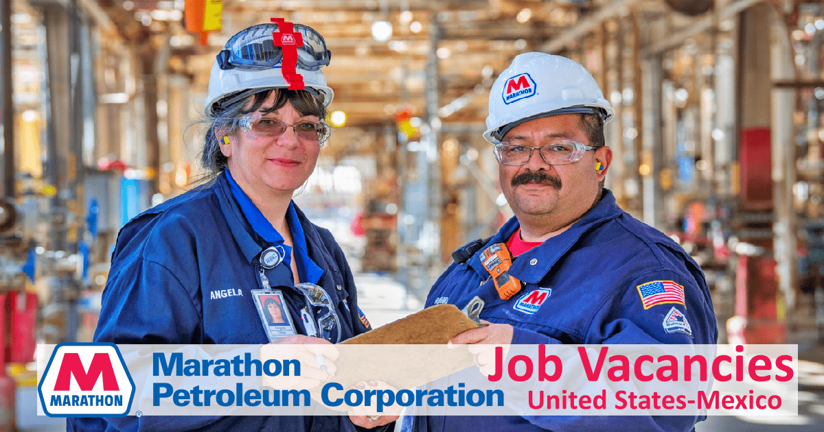 Marathon Petroleum Jobs