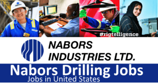 nabors drilling jobs