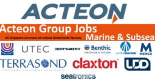 acteon group jobs