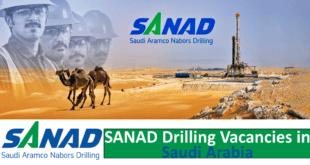 SANAD Drilling Company Jobs
