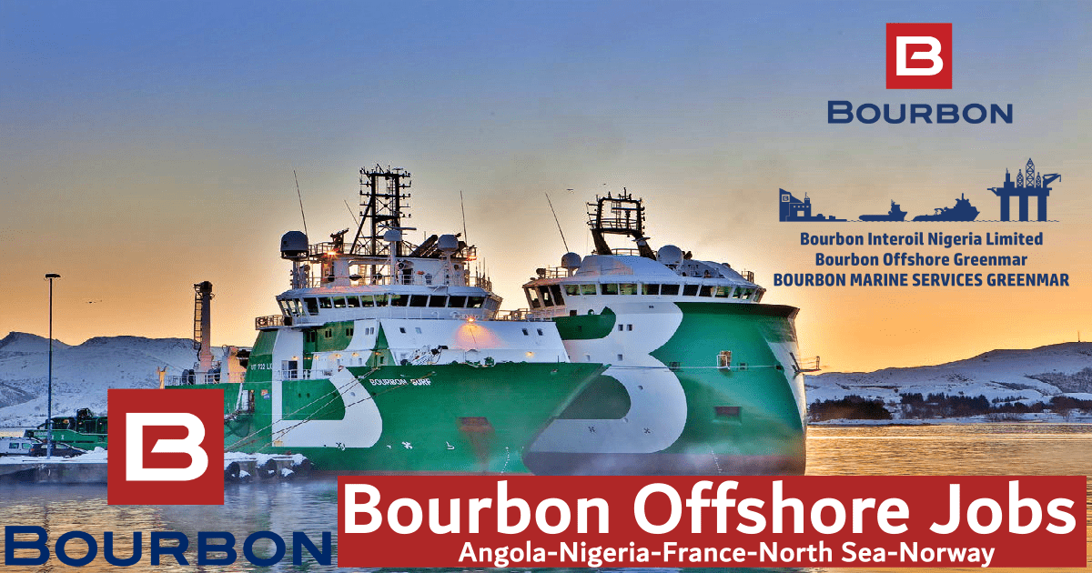 Bourbon Offshore Jobs