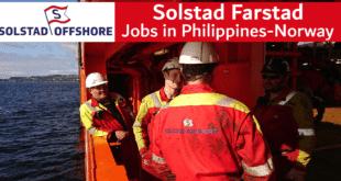 Solstad Offshore Jobs