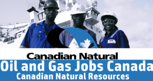Canadian Natural Resources Jobs